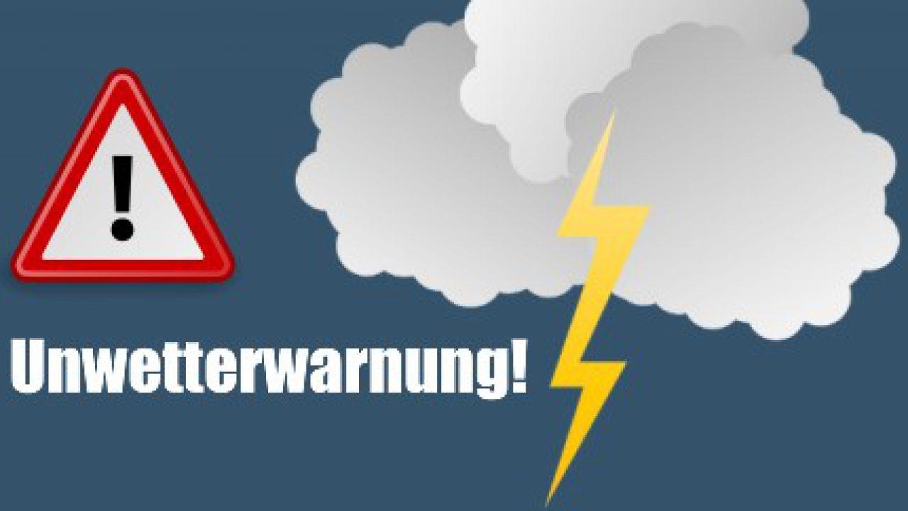 Unwetterwarnung Recklinghausen